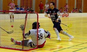 Nico Pulfer, Nicolas Pulfer, Zug United, Renato Wyttenbach, Unihockey, Floorball