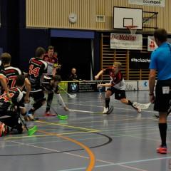 Herren: Kantersieg gegen Unihockey Mittelland