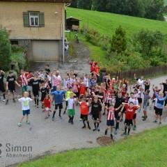 Abschlussbericht vom Juniorenlager 2017