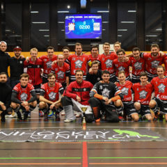 Ad Astra kürt sich erstmals zum Quali-Sieger in der NLB