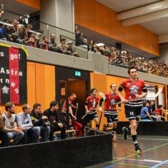 Livestream Playoff-Halbfinals, Spiel 3: Ad Astra Sarnen – ULA