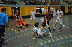 Ad Astra Sarnen, Ticino Unihockey, Floorball, Marco Schöni, Mathieu Unternährer, Sandro Boggia