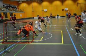 Ad Astra Sarnen, Ticino Unihockey, Floorball, Christof Ming, Roger Berchtold, Markus Abegg, Mathieu Unternährer