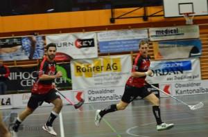 Gianluca Amstutz, Jonas Höltschi, Ad Astra Sarnen, Unihockey, Floorball