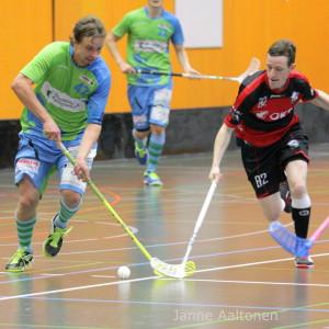 Andreas Kronenberg, Olli Oilinki, Ad Astra Sarnen, Floorball Thurgau, Unihockey