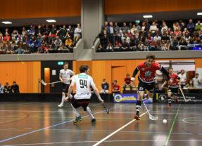 """Cornel von Wyl: """"Das ist Playoff-Unihockey"""""""