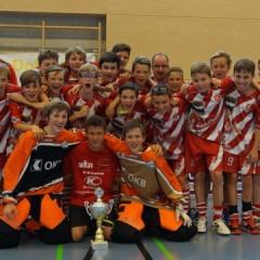 Team Unterwalden gewinnt U15 Kantons-Trophy