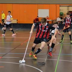 U18: Verliert lange knapp gehaltenes Spiel gegen den Leader Zug zum Schluss doch noch klar mit 3:9