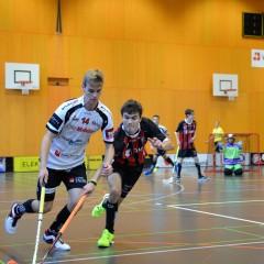 U18: Niederlage gegen Unihockey Mittelland