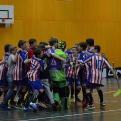 Junioren U16: Aufstieg geschafft!