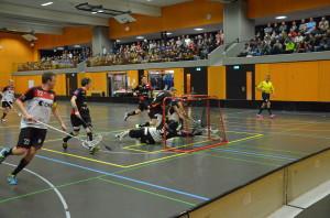 Ad Astra Sarnen, Unihockey Langenthal Aarwangen, ULA, Ad Astra, Sarnen, Floorball, Unihockey, Swiss Unihockey, Cornel von Wyl, Roman Schöni, Simon Abächerli