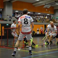 Herren: Pflichtsieg gegen Ticino Unihockey