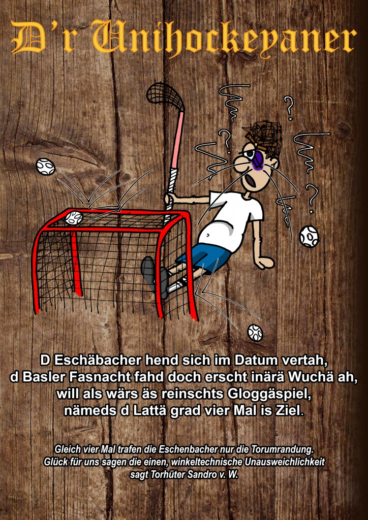 D'r Unihockeyaner
