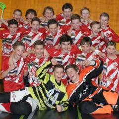 Junioren: U14 holt sich Gruppensieg!