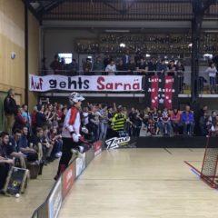 Kein Sarner Auswärtssieg in Thun