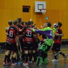 Herren: Sarnen besiegt und überholt Thurgau