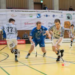 Zug United gewinnt auch das zweite Zentralschweizer-Derby
