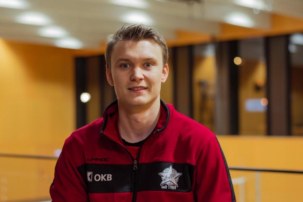 Lauri Liikanen - ein flotter Bursche! :-)