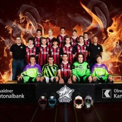 U18: Klatsche gegen Gruppenfavorit Zug United