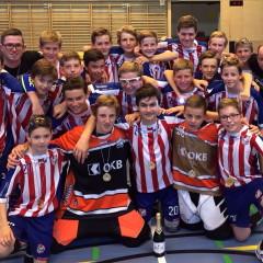 Junioren: U15 gewinnt Kantonstrophy!