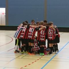 Junioren U14 – 21: Saisonstart geglückt