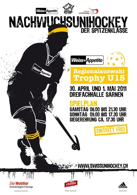 Weiss + Appetito U15 Trophy