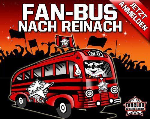 Fanclub: Car nach Reinach – jetzt anmelden!