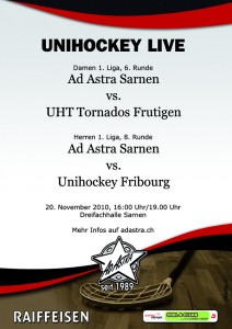 Ad Astra Sarnen - Unihockey