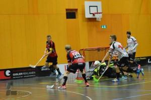 Roman Schöni, Roman Zurmühle, Milos Tyl, Adam Stegl, Jan Binder, Ad Astra Sarnen, Unihockey Mittelland, Floorball, Unihockey