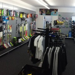 Einkaufswoche im Unihockeycenter